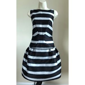 No. 21 Striped Amalia Dress ~ IT 38 ~ US 2